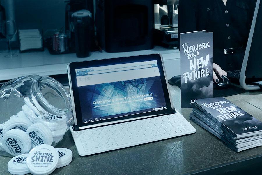 Salon digital network