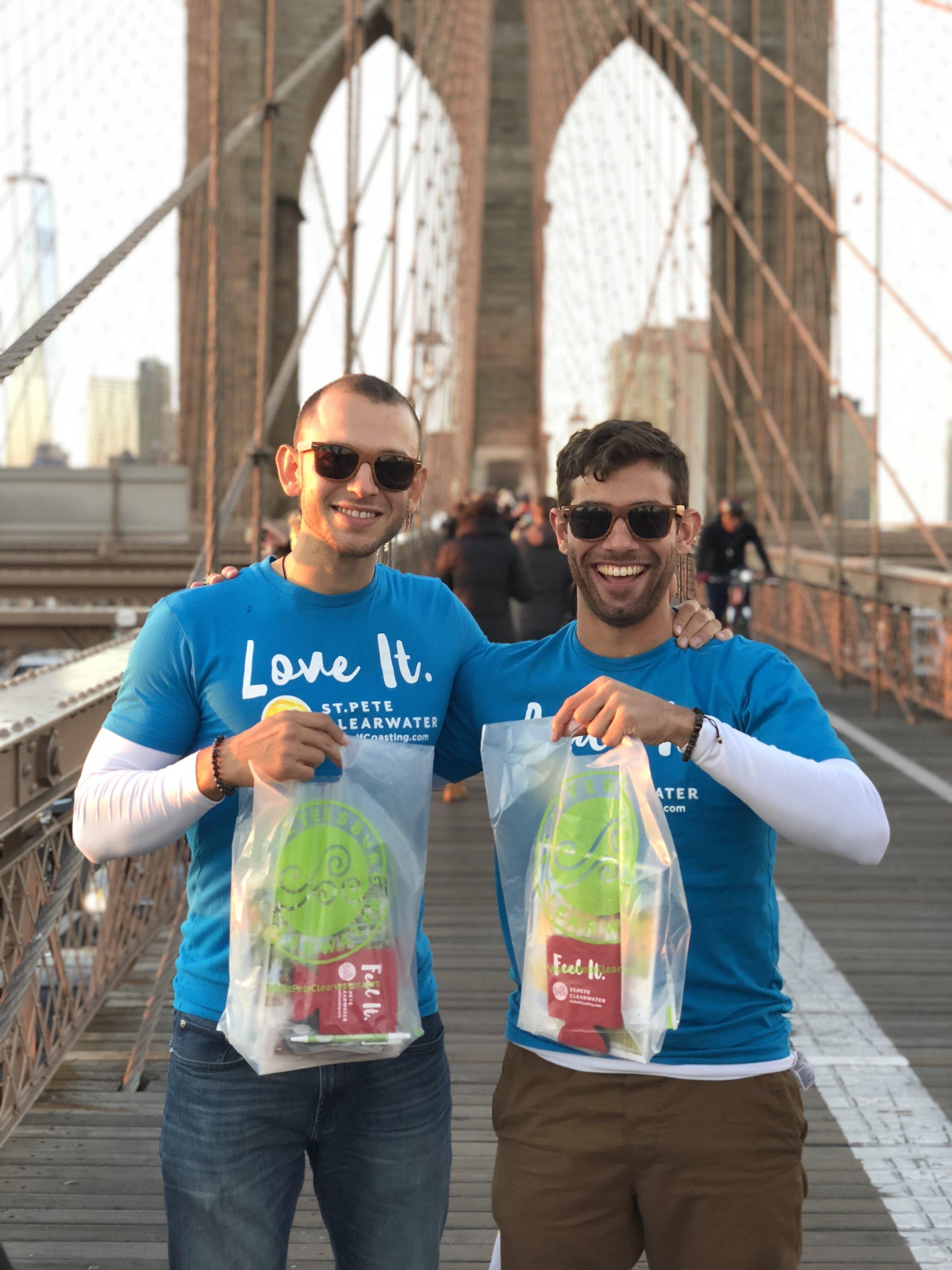 Street team giveaways great street teams