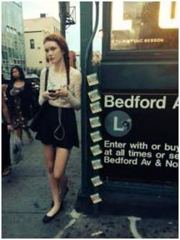 Brooklyn advertising with magnets
