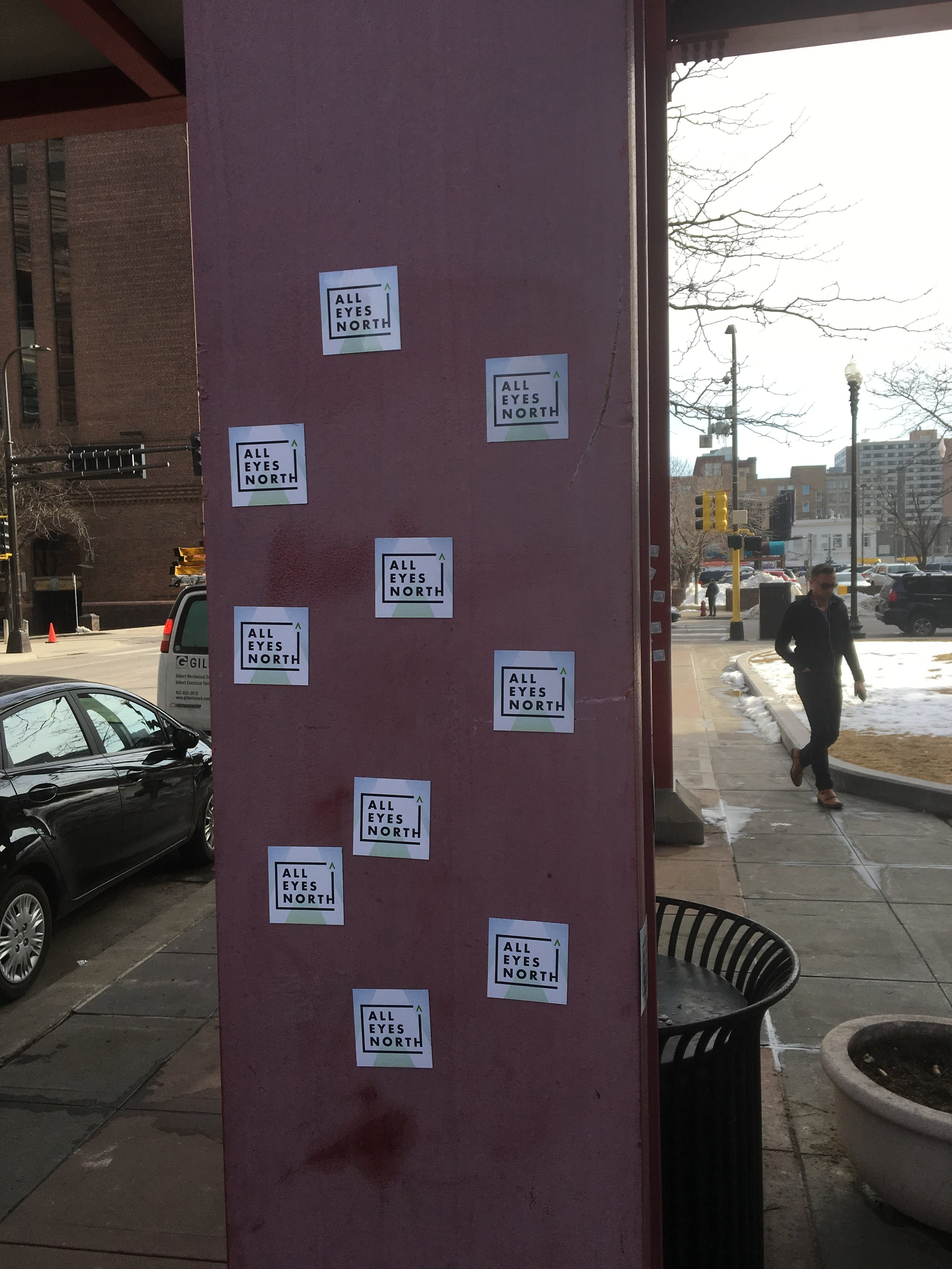 groups of magnets for cool advertising