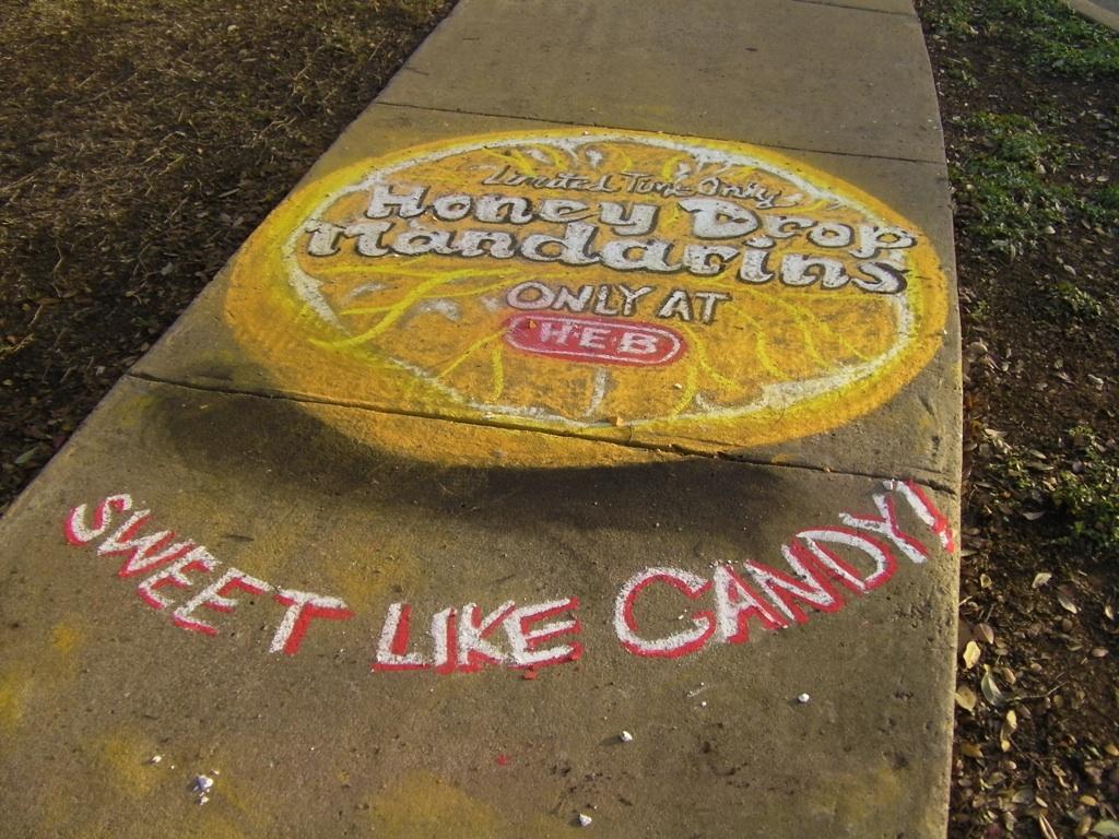 awesome chalk art