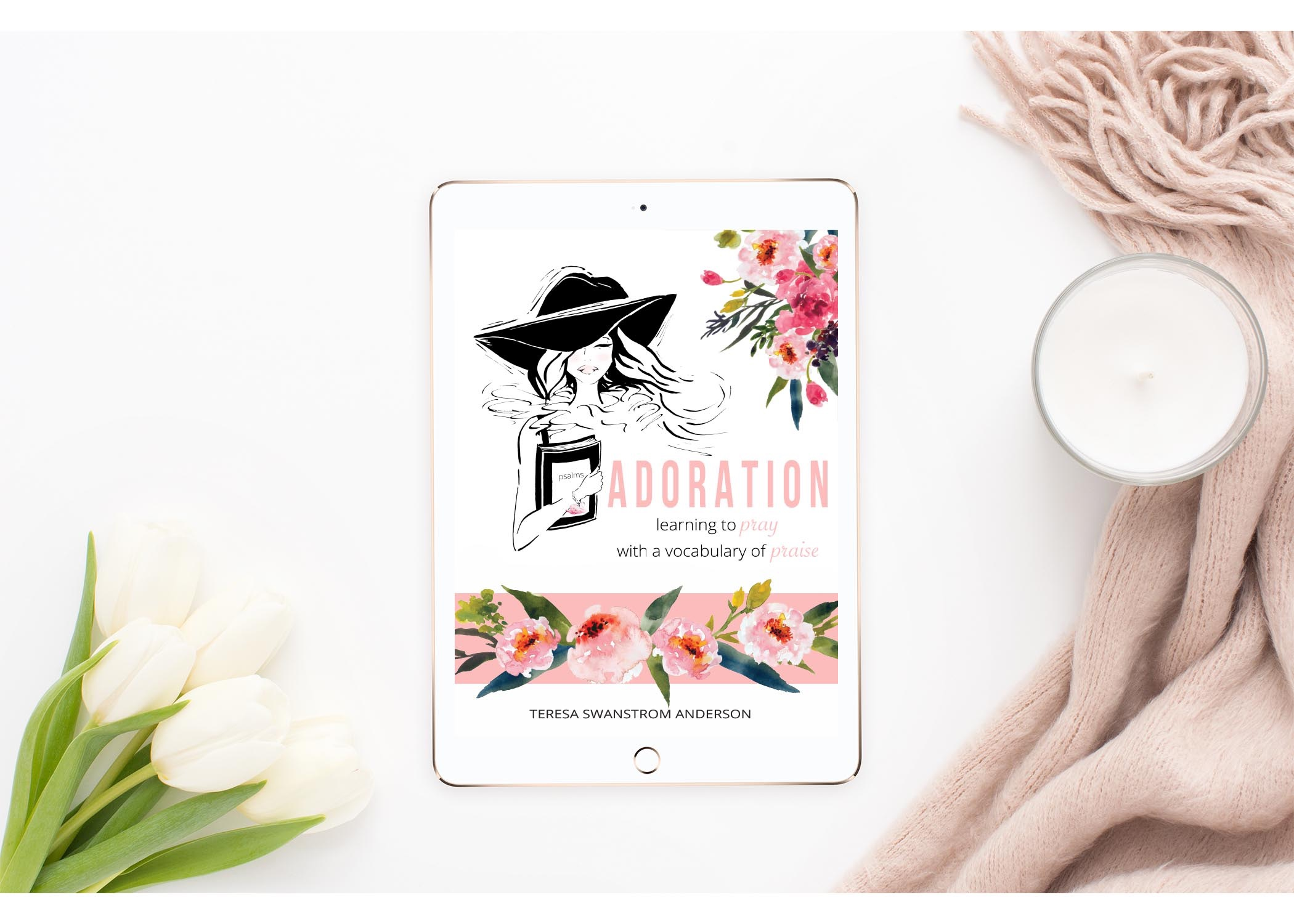 (FREE) 10 day study - Adoration: learning how to pray with a vocabulary of praise