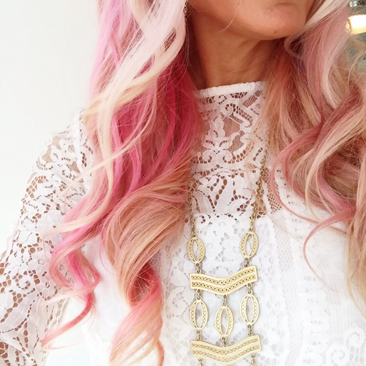 Why I dyed my hair pink (living a timid life)