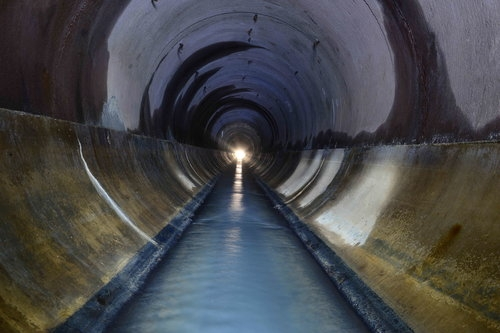TUNNEL LEAK DETECTION