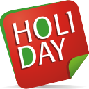Paid company holidays