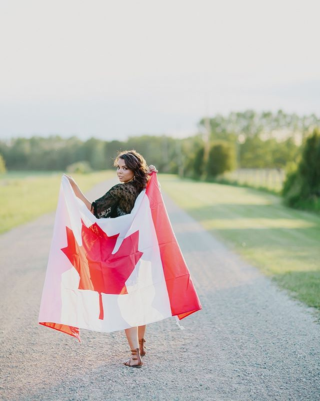 Happy birthday to our beautiful country! Couldn't be more proud to call Canada home.