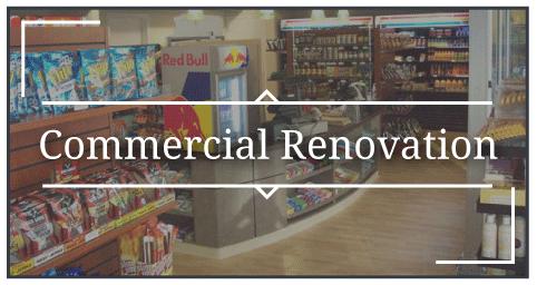 Commercial Renovation Charleston, SC