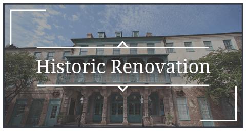 Historic Renovation Charleston, SC