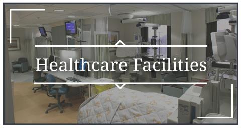Healthcare Facilities Construction and Renovation Charleston, SC