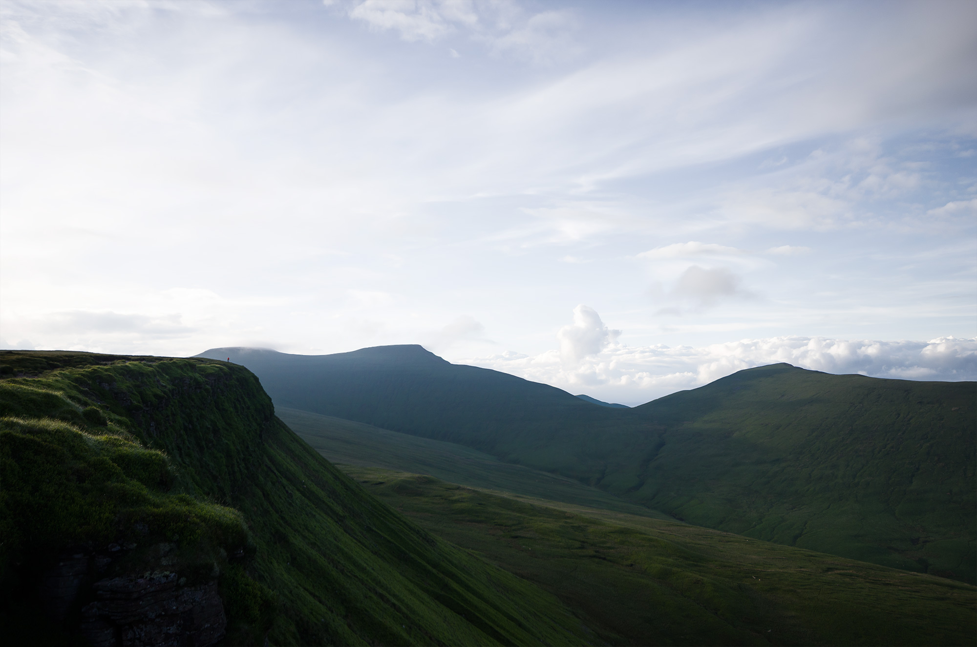 Feeling Rather Small - Craig y Fan Ddu, Brecon Beacons NP