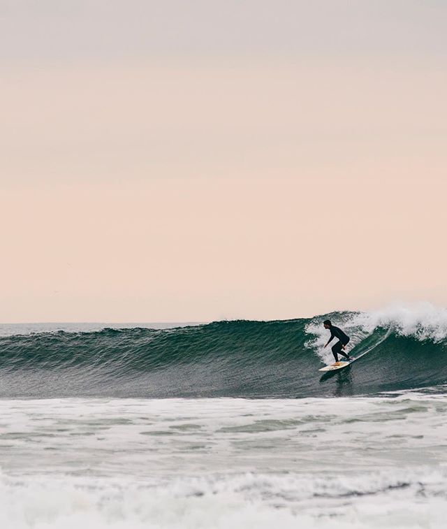 Clean.  #surf #surfing #surfdaily #surflifedesign #coldwatersurf