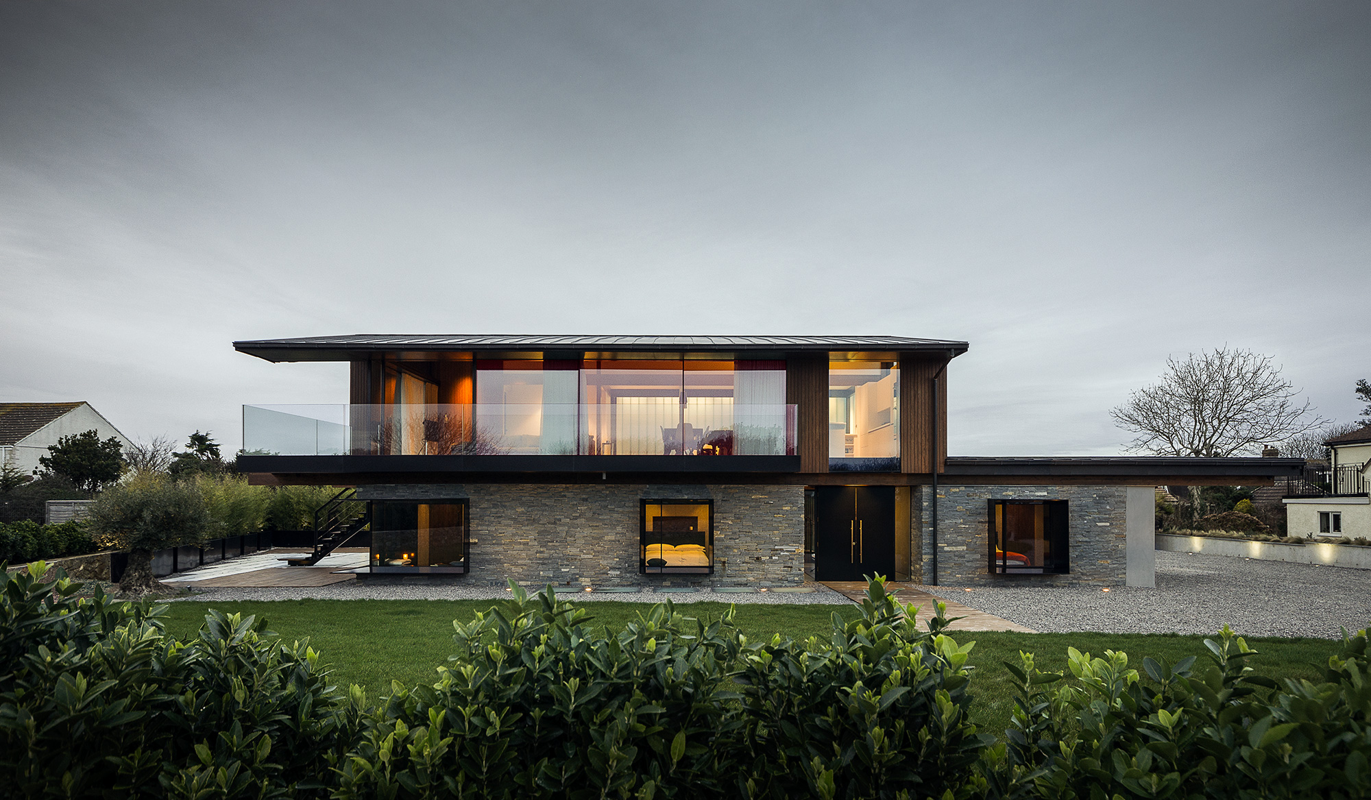 Silver House - Gower  Hyde + Hyde Architects