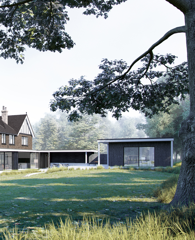 Hempton Lodge  Blueprint Projects Ltd
