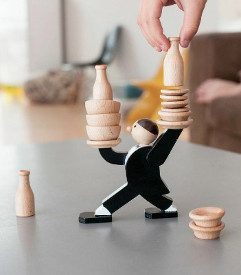 dON'T TIP THE WAITER! - I mean, drinking and balancing things has never gone wrong...right? Don't Tip The Waiter is a fun and simple game that can be addition to any gathering.$20