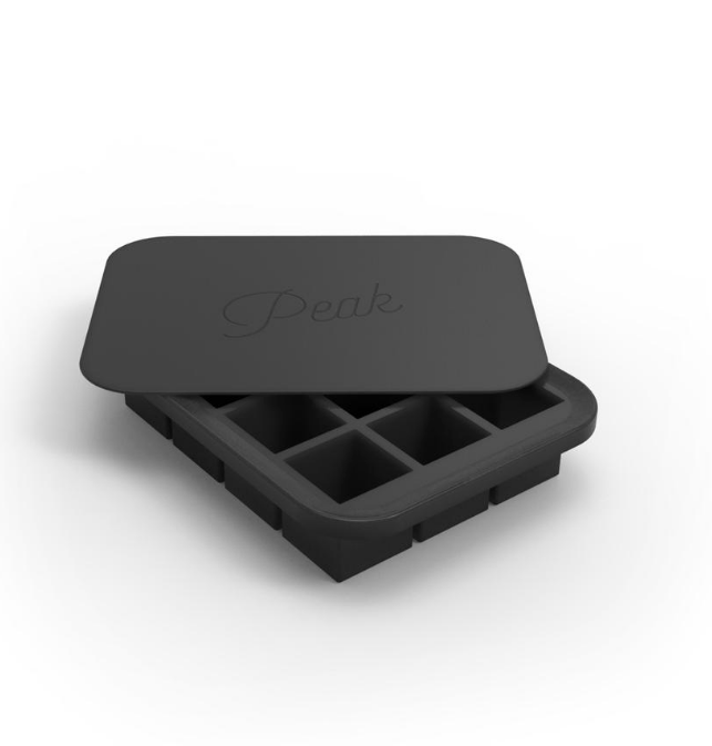 BEST. ICE. TRAY. EVER. - I am OBSESSED with these ice trays. I know, you're probably thinking,