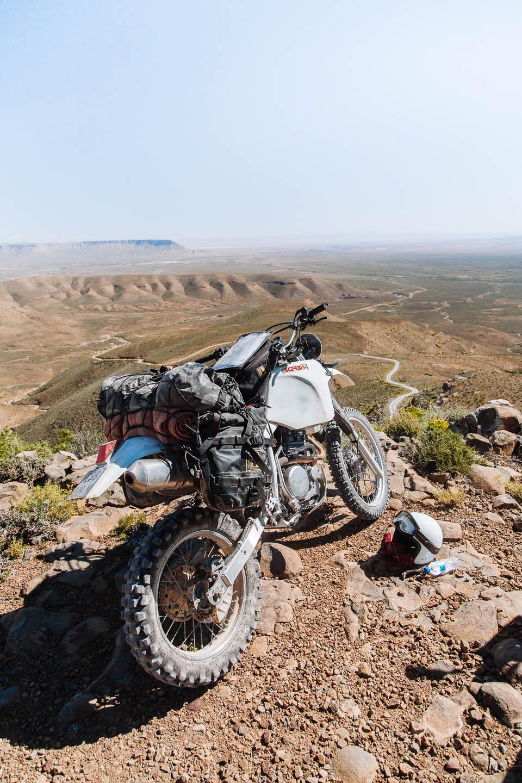 Archie's Ride | TheMotoSocialCAPETOWN | Honda XR650L