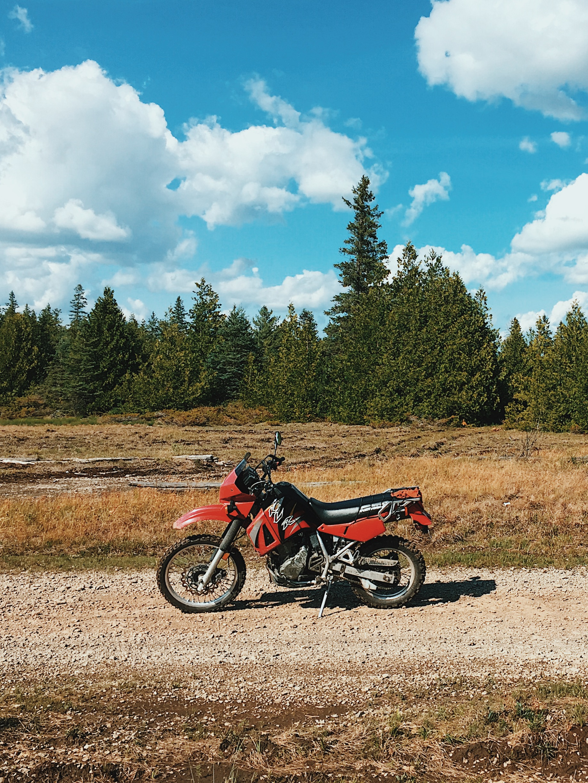 Ryan's Ride | TheMotoSocialOTTAWA | Kawasaki KLR 650
