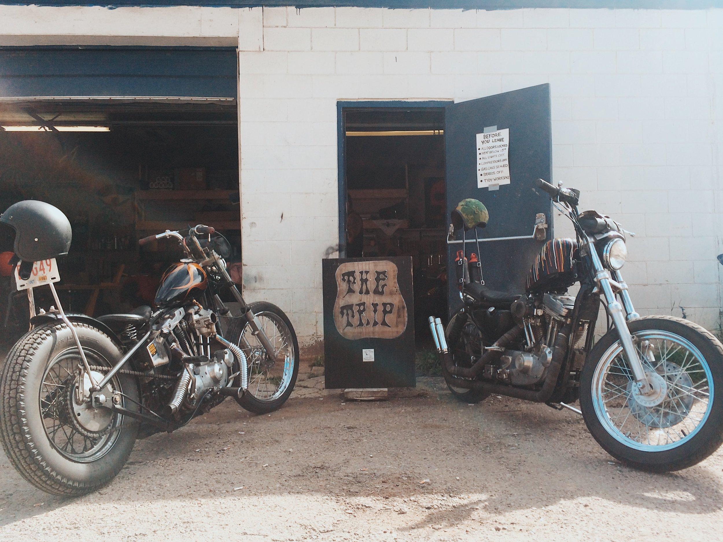 Bretton Hammond's Ride   TheMotoSocialEDMONTON