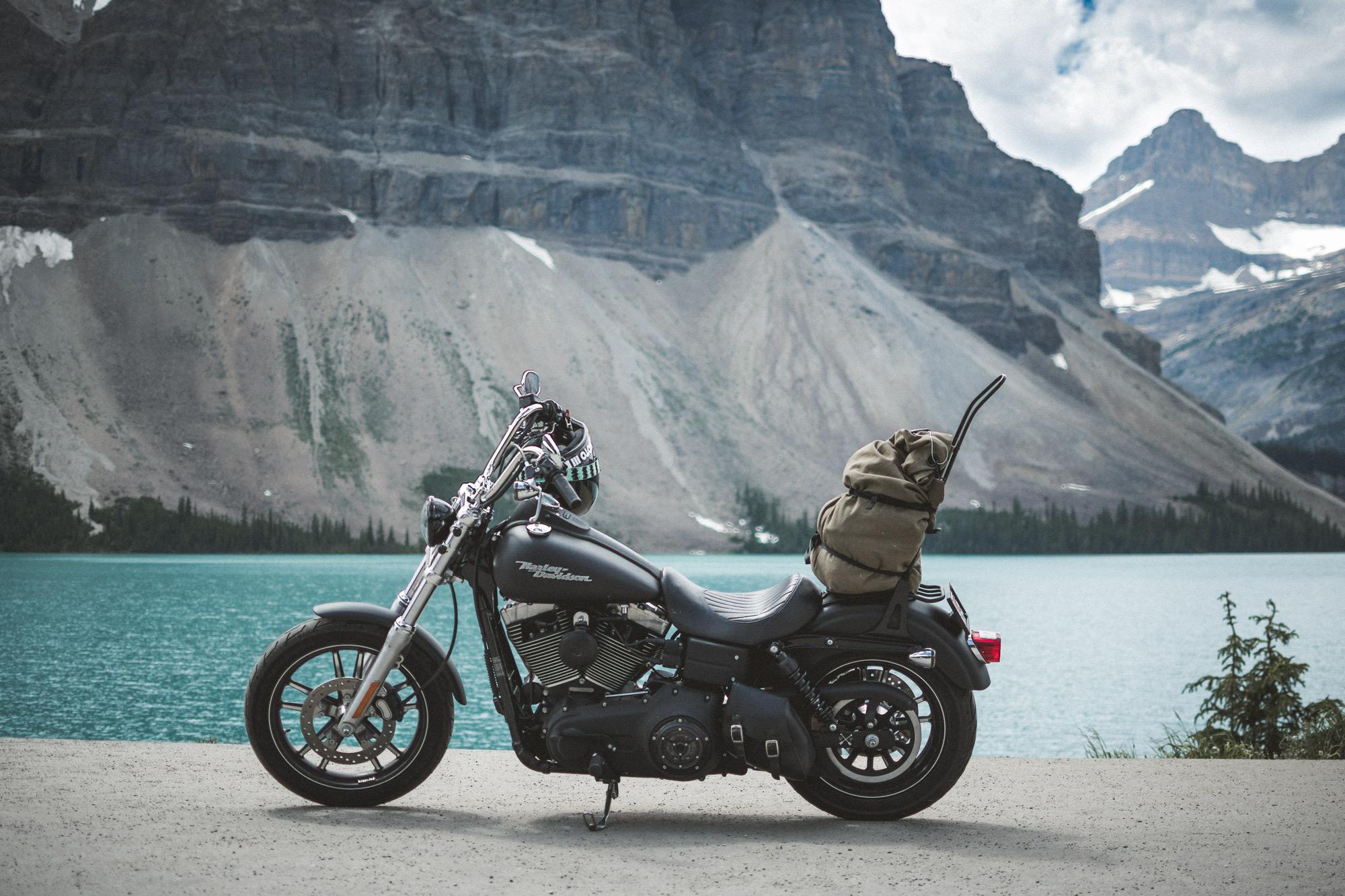 Ashleigh Kaliszuk's Ride   Harley-Davidson Street Bob   #TheMotoSocialEDMONTON