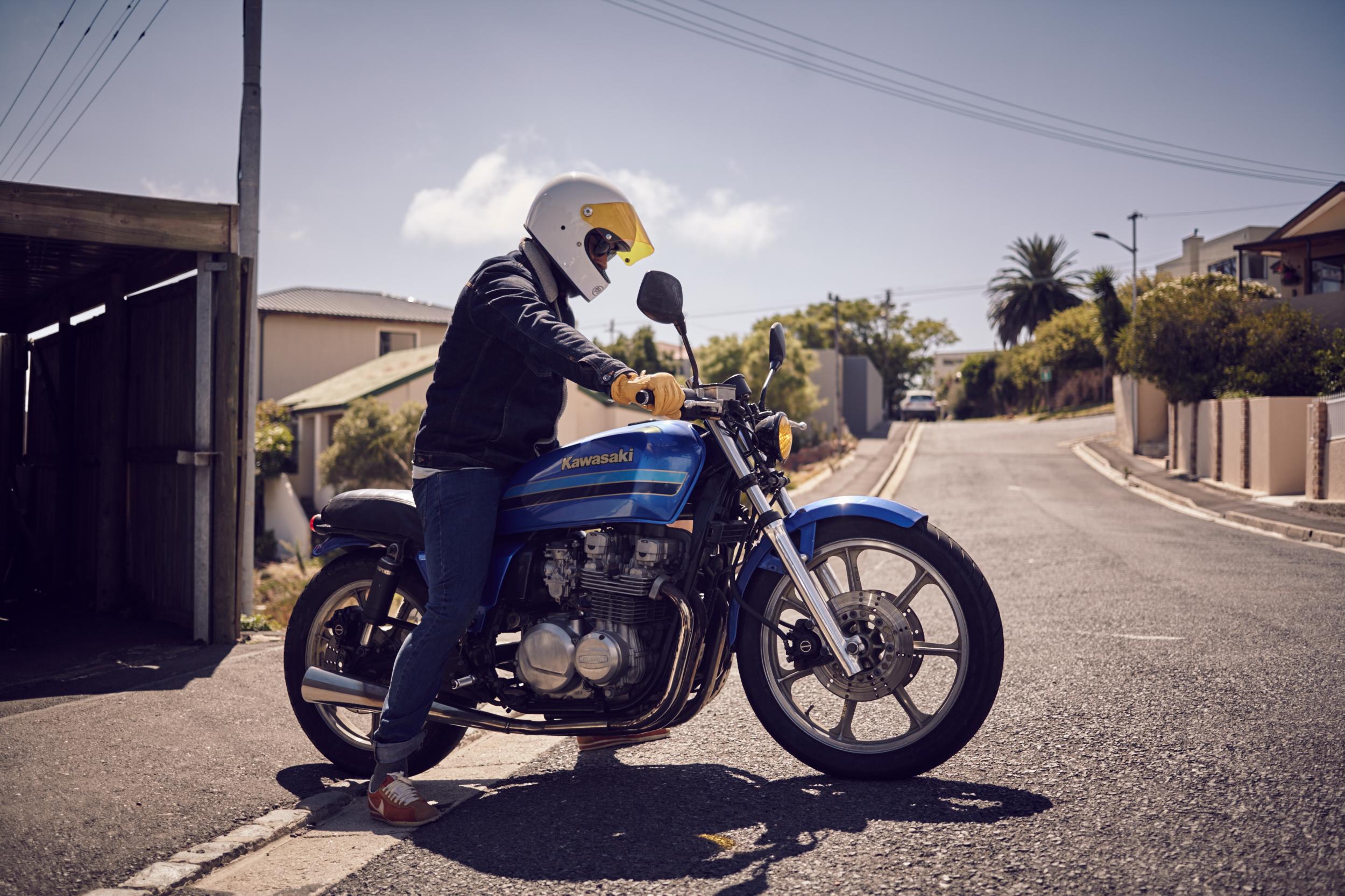 Martin's Ride | TheMotoSocialHAMBURG