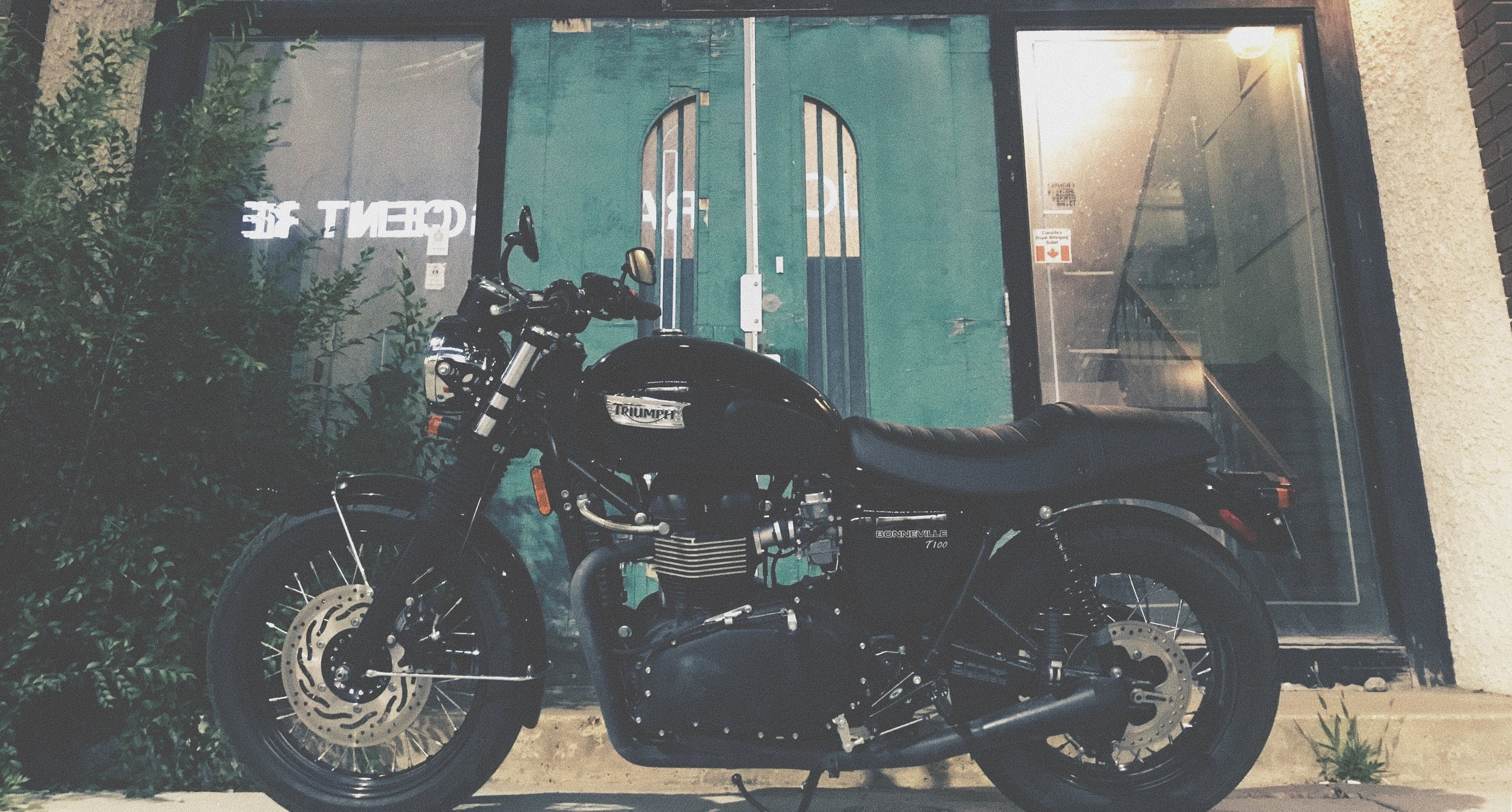 Louis' Ride | #TheMotoSocialWINNIPEG