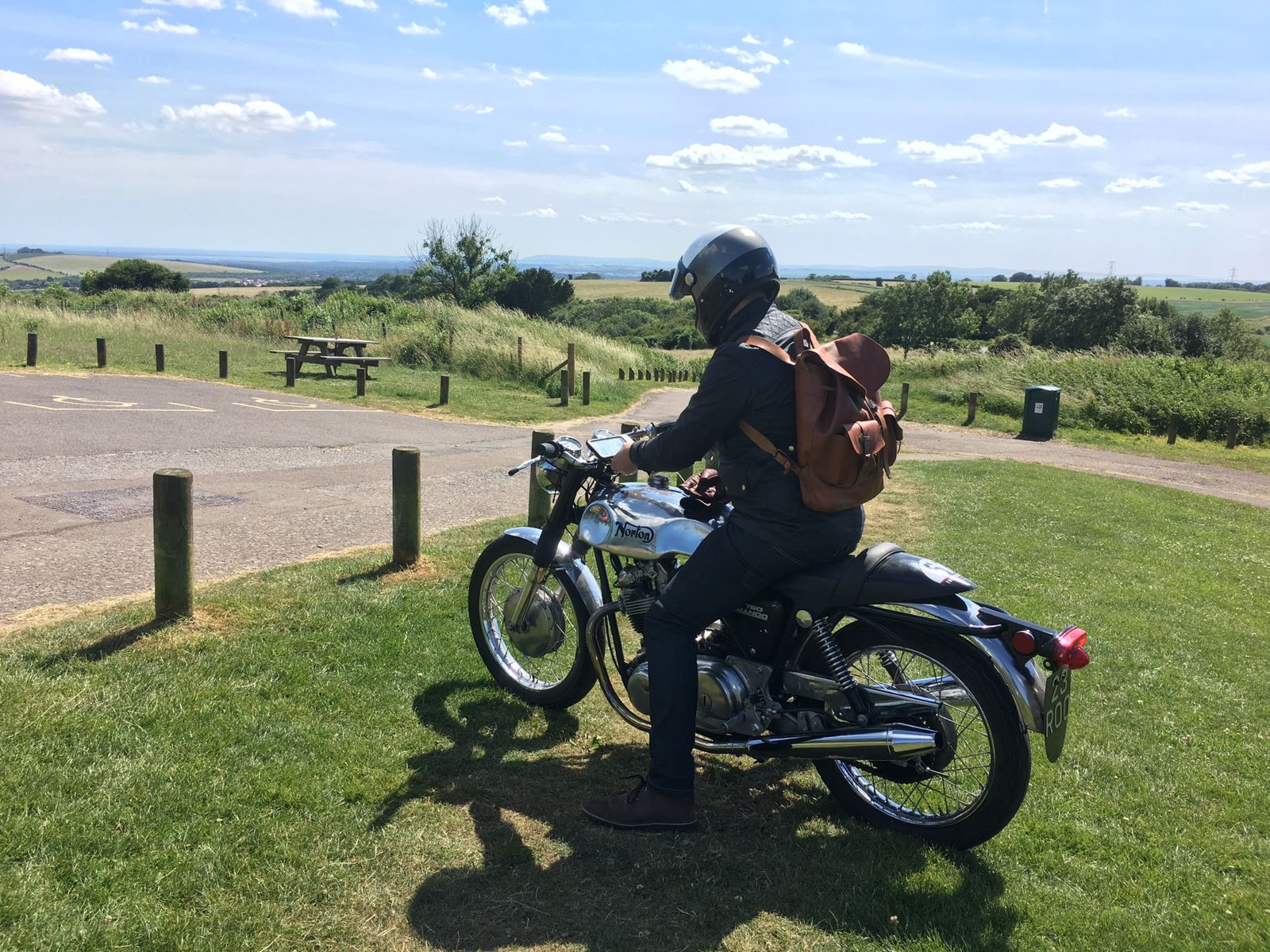 Luke's Ride   #TheMotoSocialLONDON