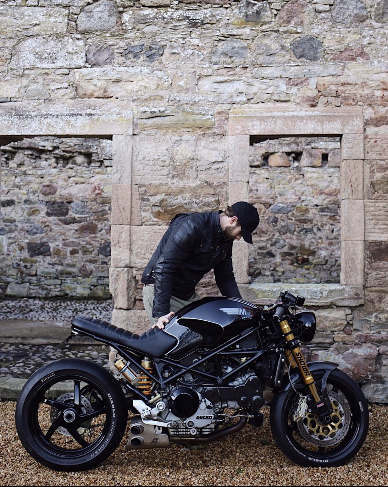 Rob's Ride | #TheMotoSocialLONDON
