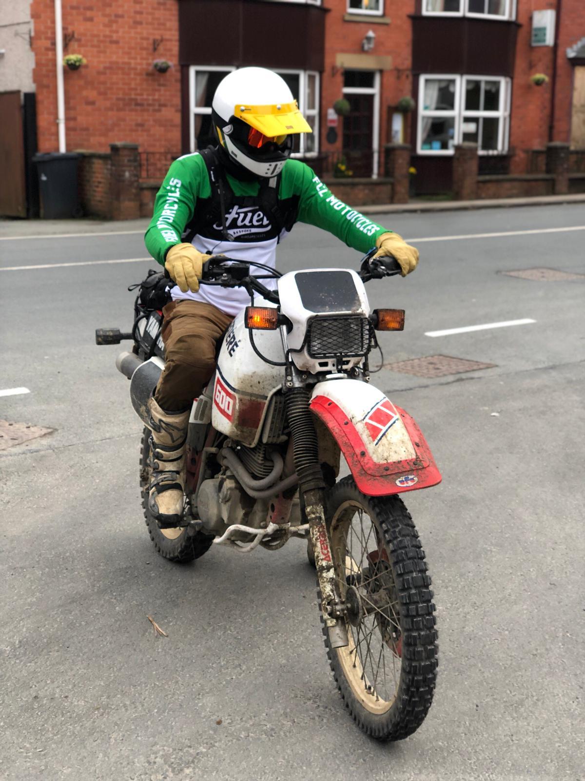 Rob's Ride   #TheMotoSocialLONDON