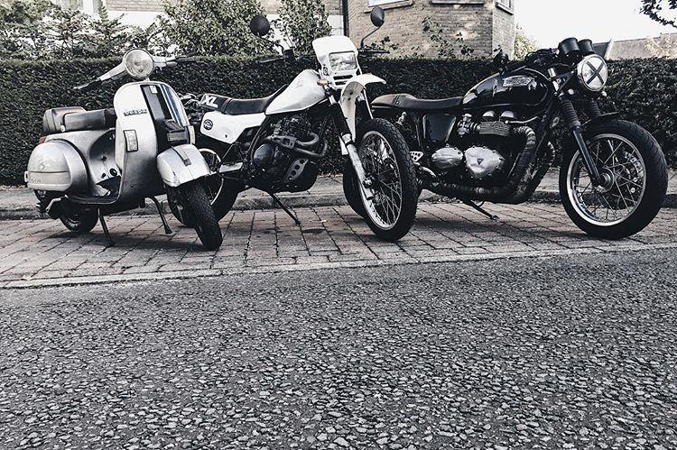 Marc's Ride | #TheMotoSocialLONDON