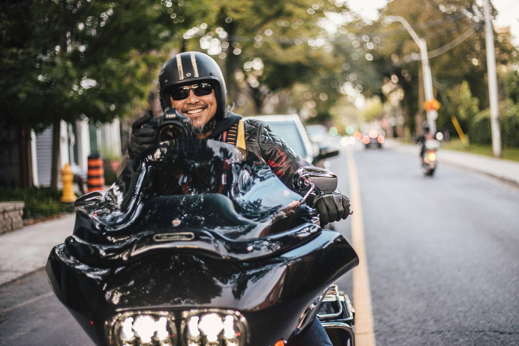 Dan's Ride | #TheMotoSocialTORONTO