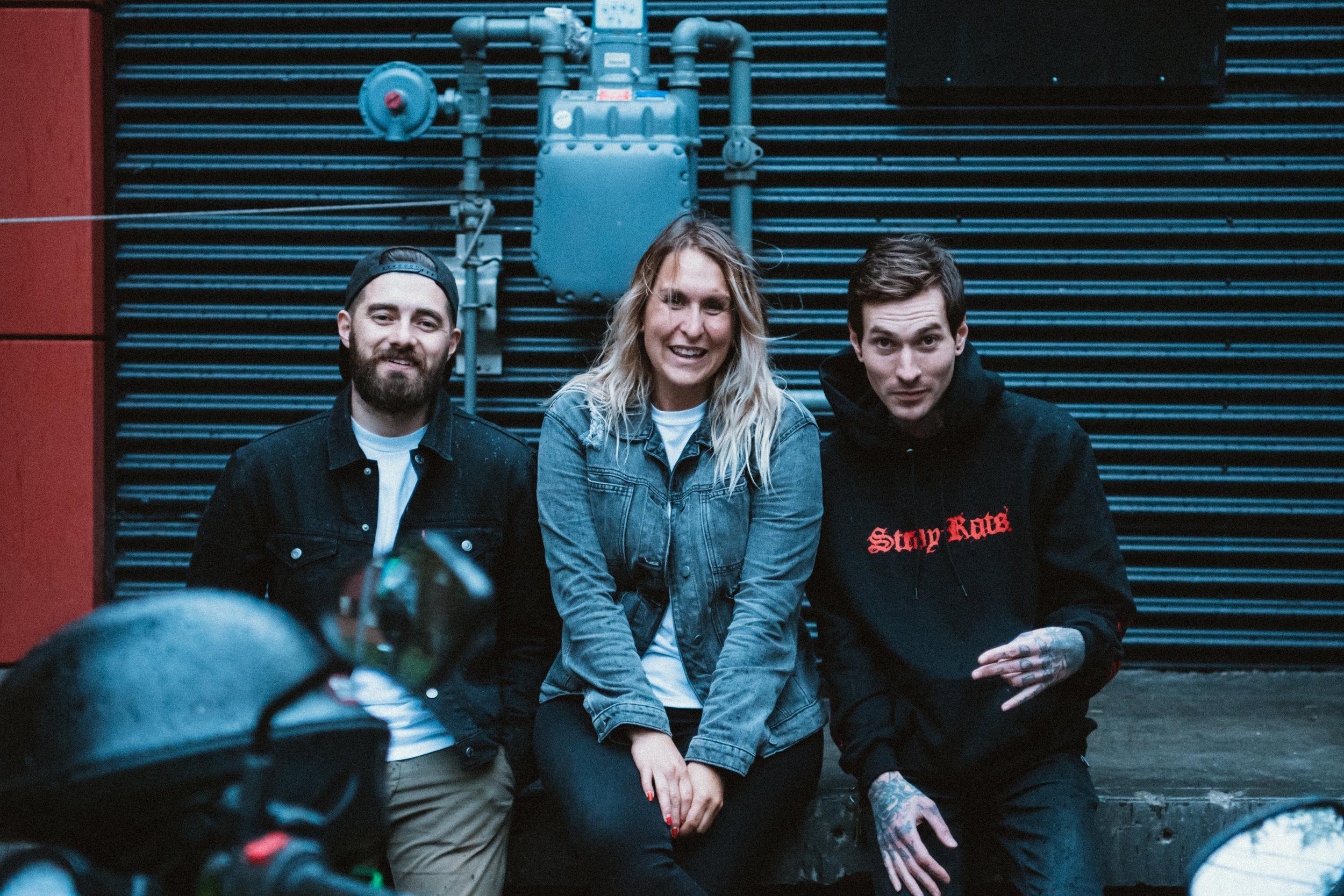 Bretton, Ashleigh & Justin | #TheMotoSocialEDMONTON