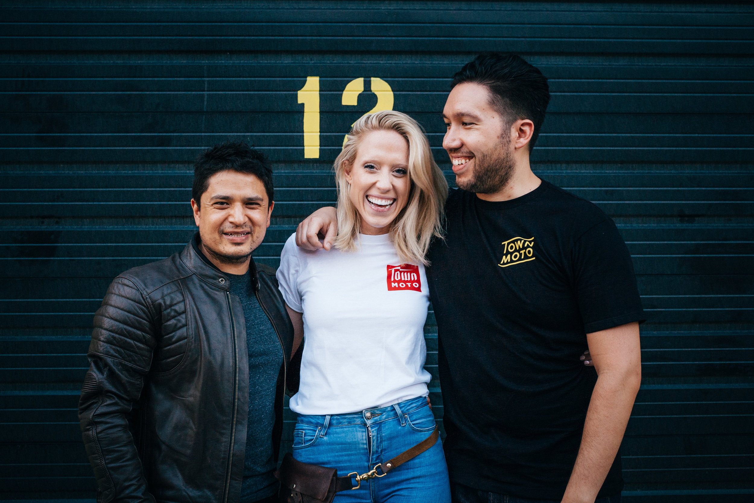 Juan, Laura & Chris | #TheMotoSocialCHICAGO