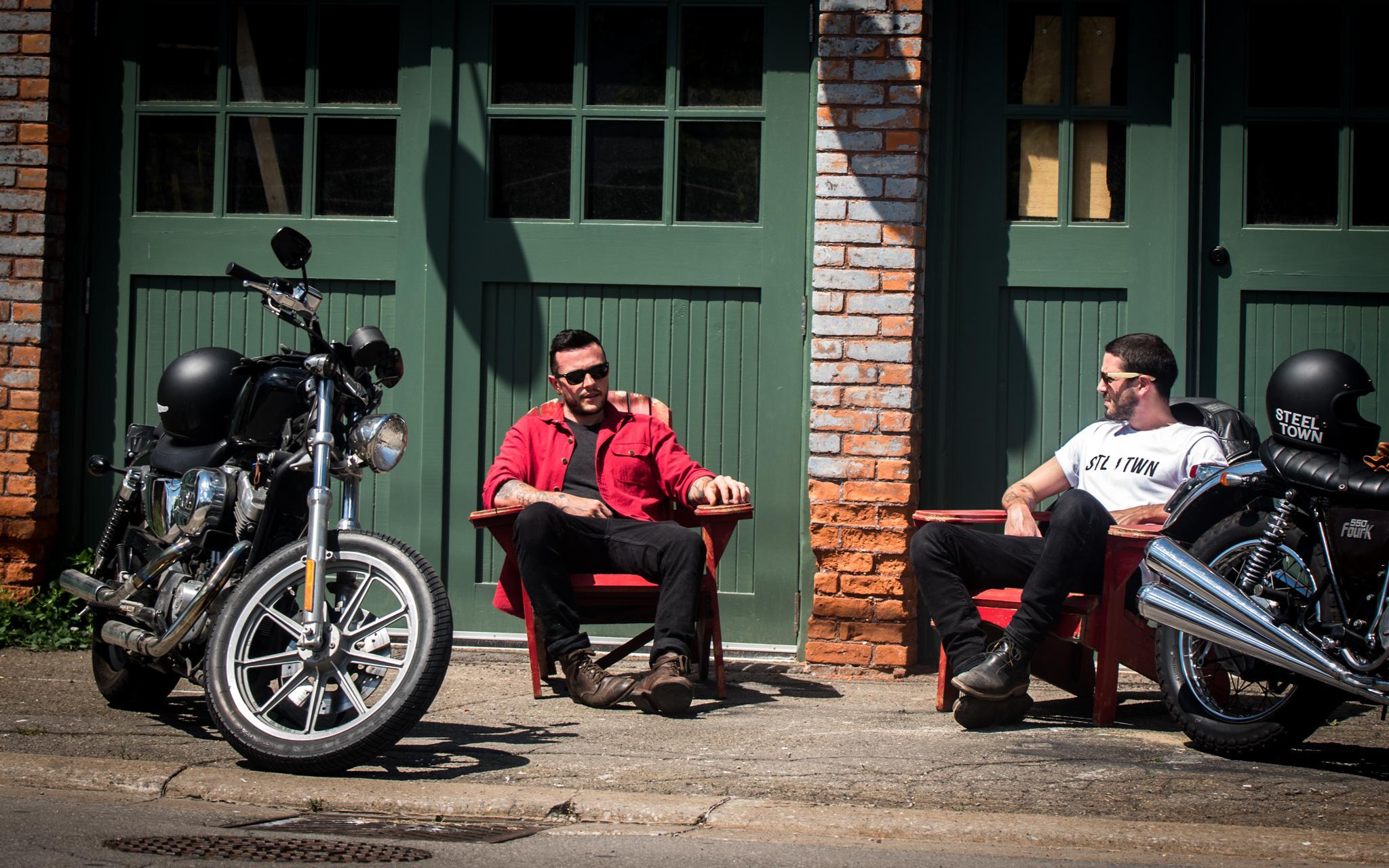 Allan's Ride | #TheMotoSocialHAMILTON