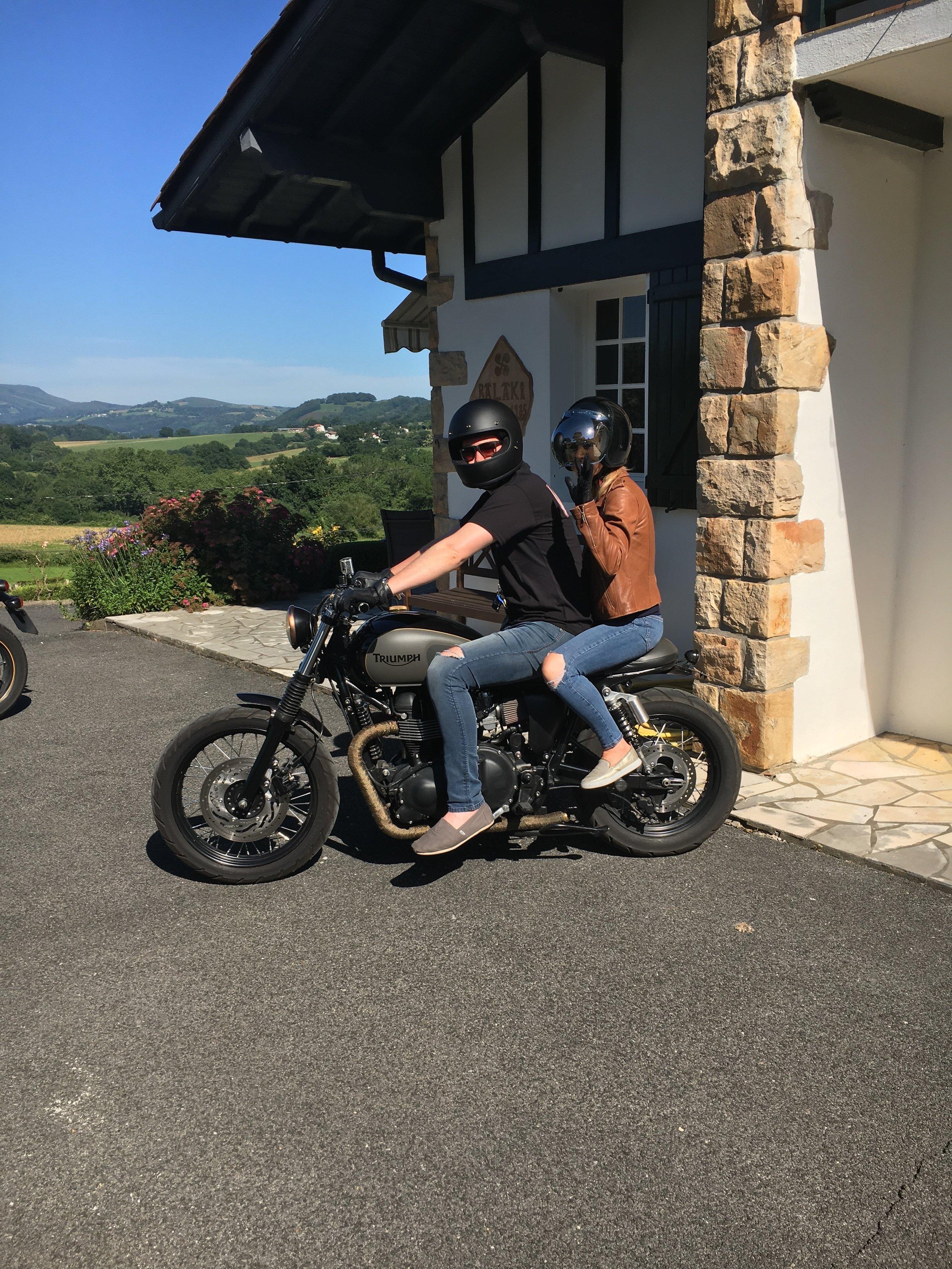 Jonny's Ride   #TheMotoSocialLONDON