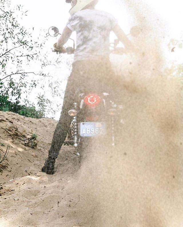 Andrea's Ride | #TheMotoSocialTORONTO