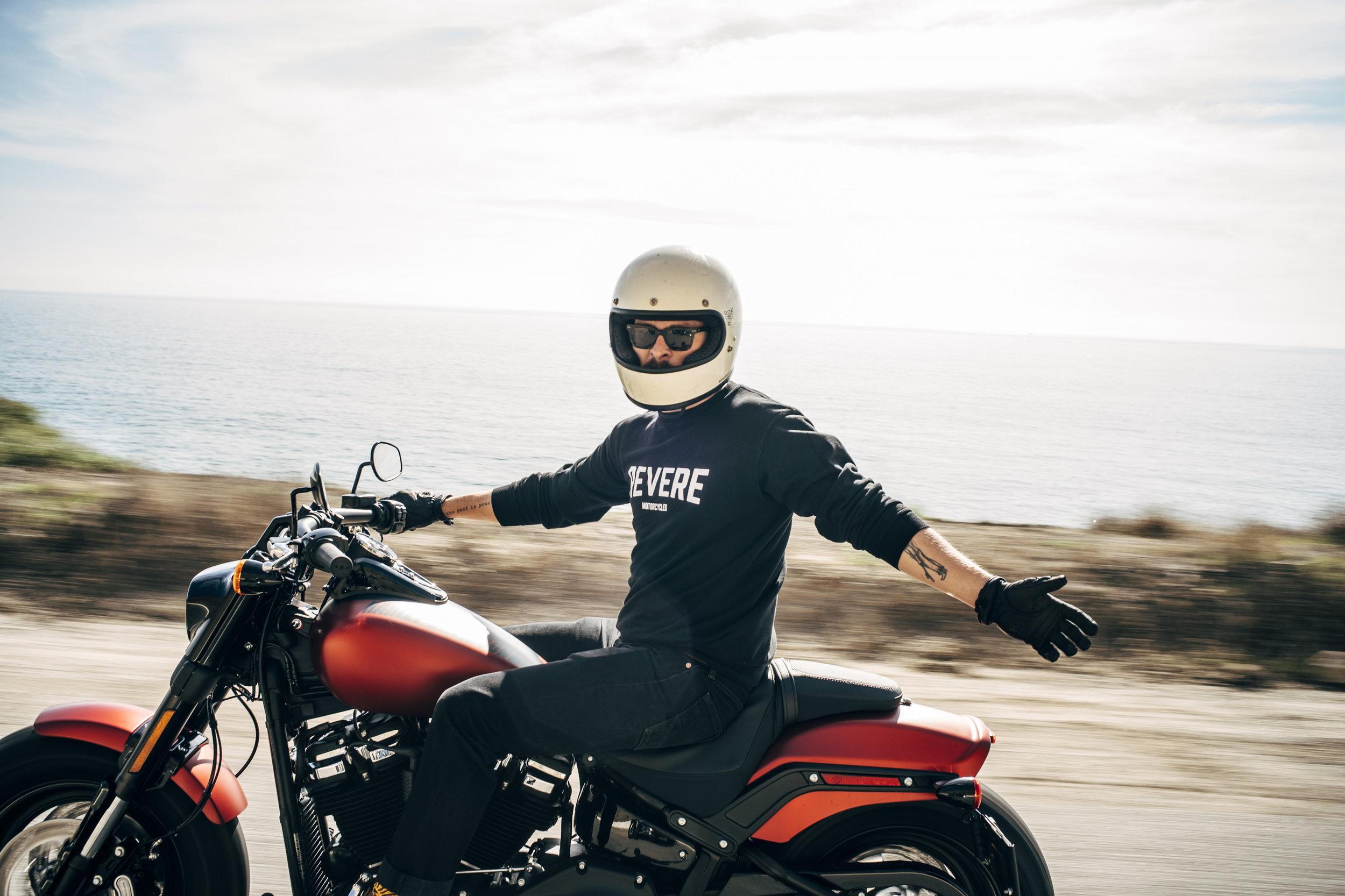 Kevin's Ride | #TheMotoSocialTORONTO