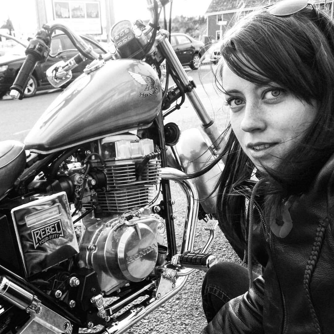 Kira McWilliams   #TheMotoSocialHALIFAX