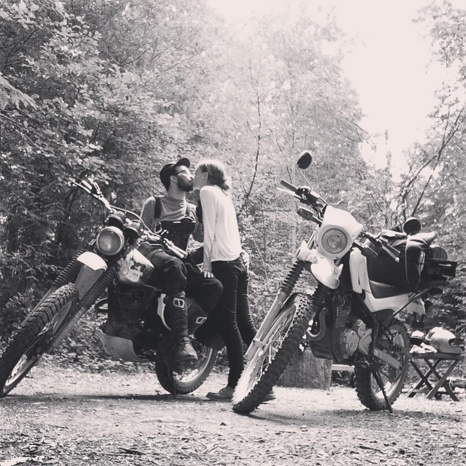Andrew & Stacey's Ride | #TheMotoSocialCALGARY