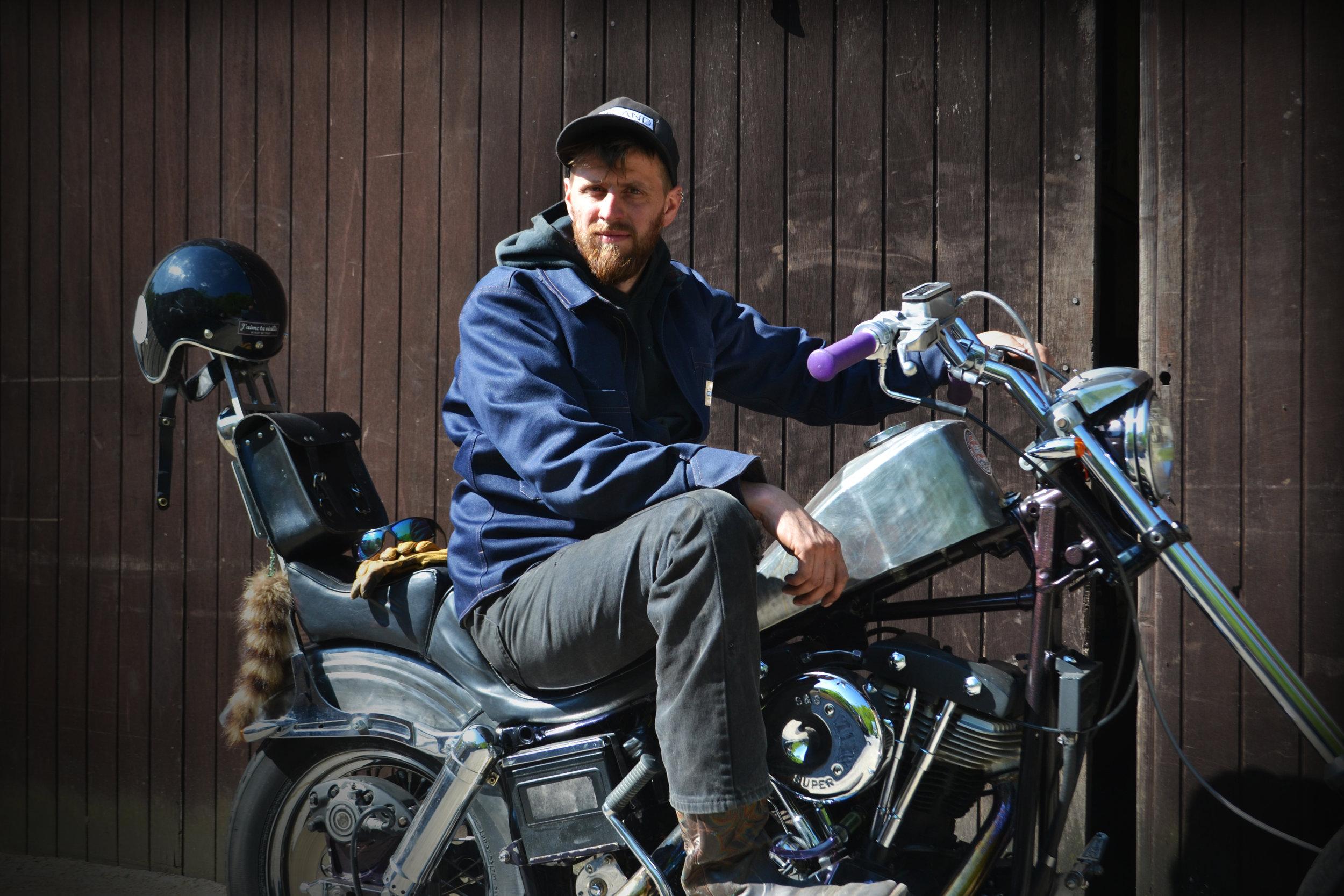 Greg's Ride | #TheMotoSocialNAMUR