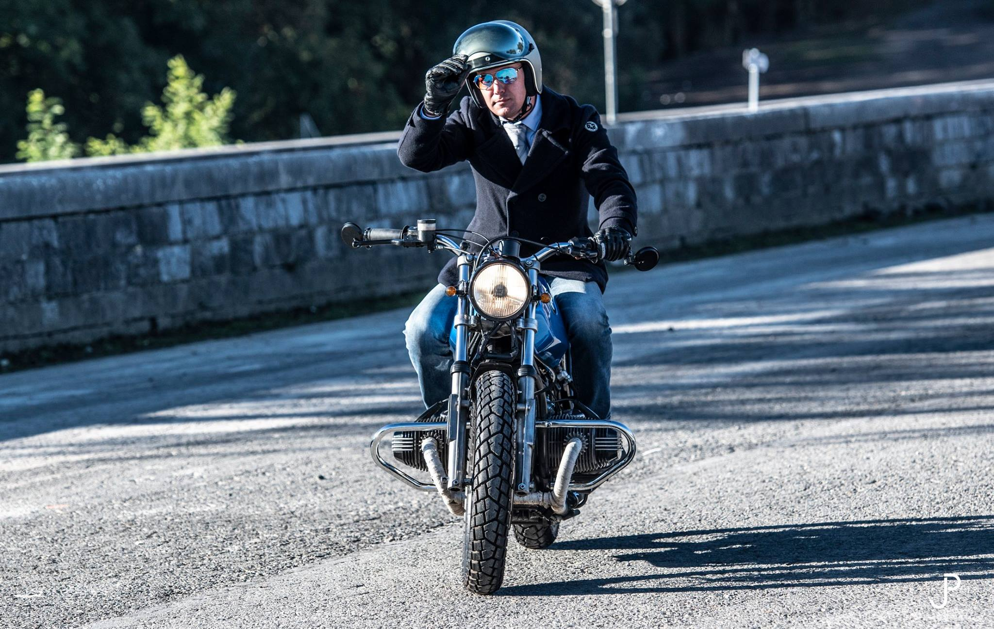 Paul's Ride | #TheMotoSocialNAMUR
