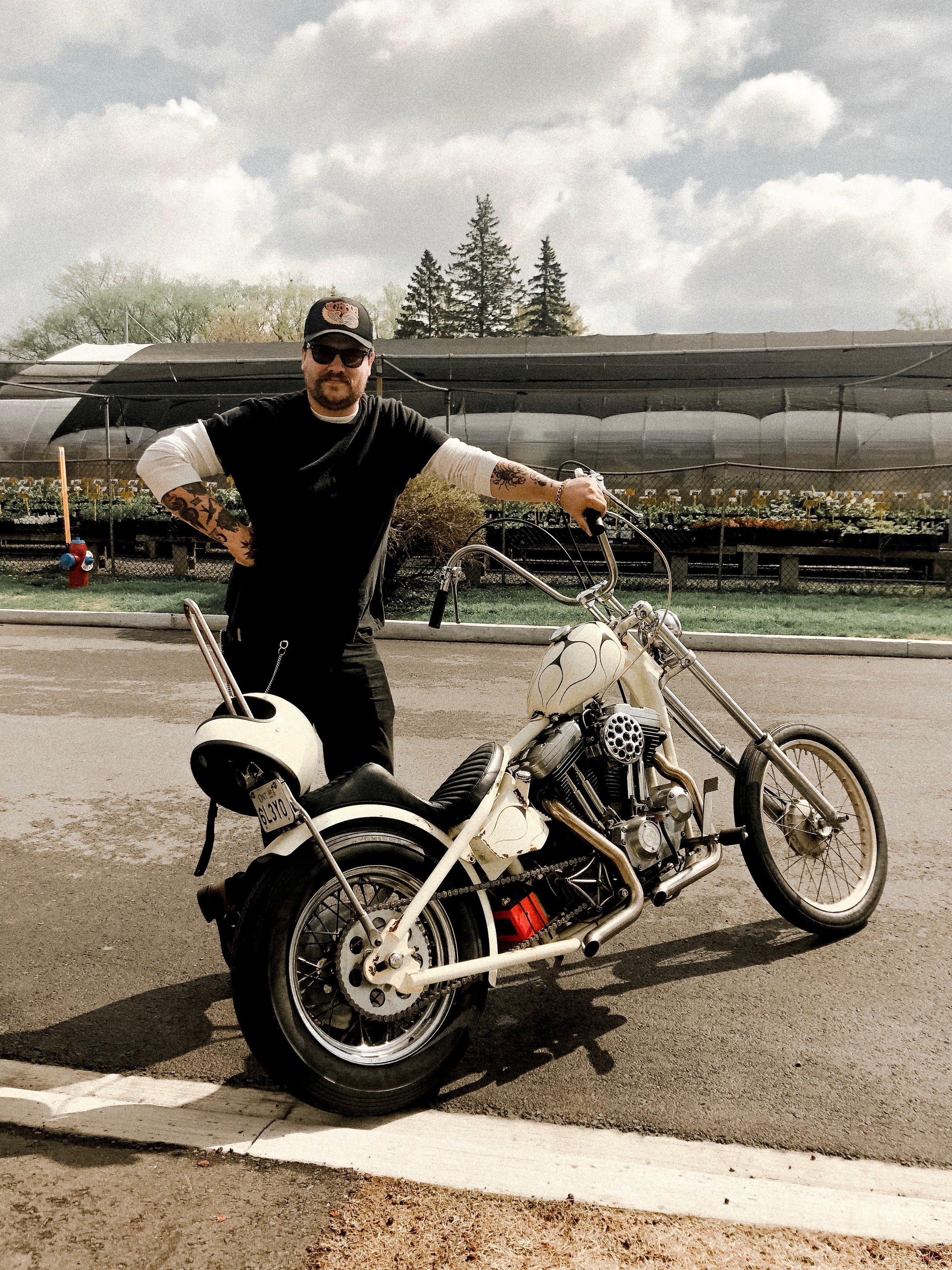 Alex's Ride | TheMotoSocialOTTAWA