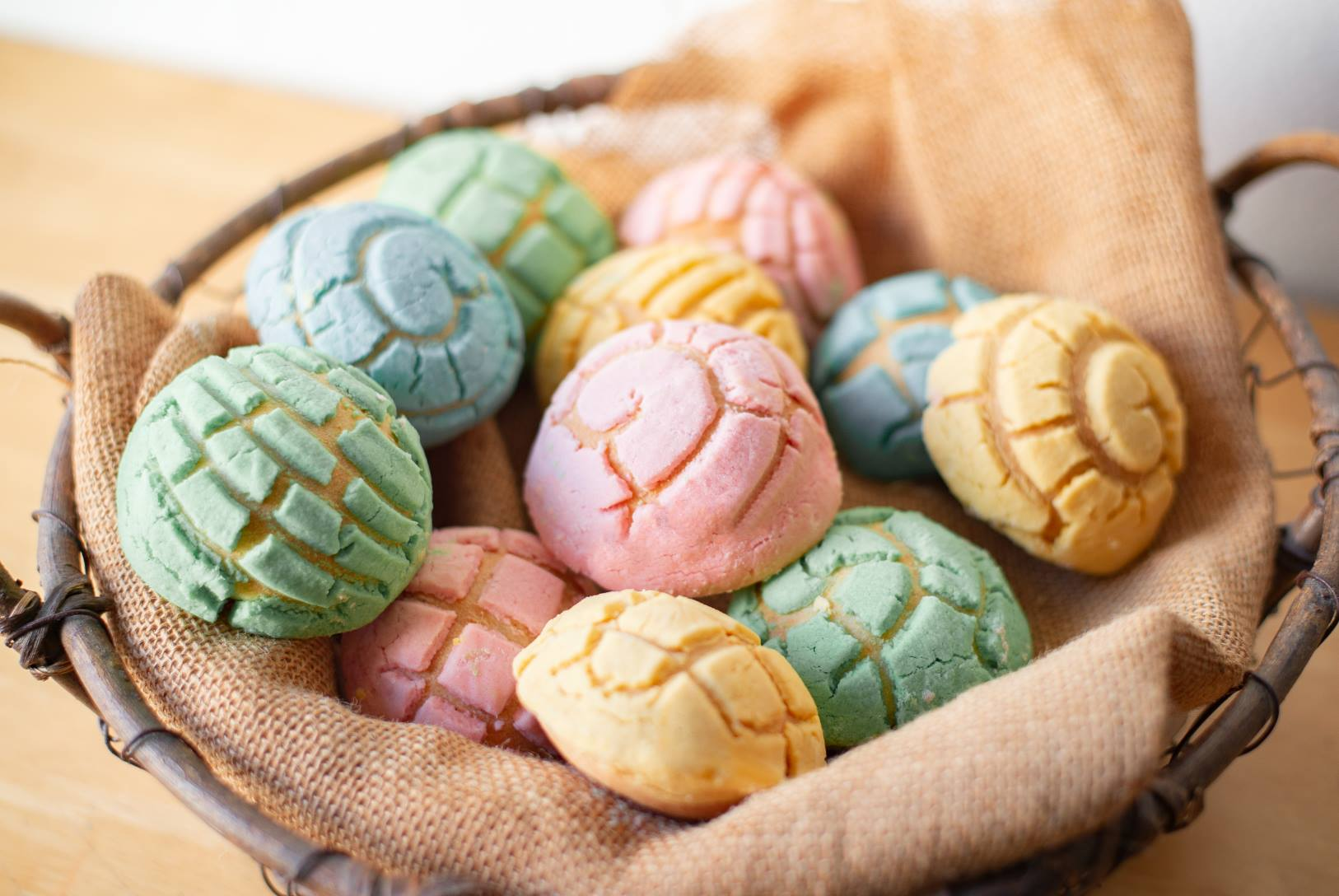 Easter Conchas