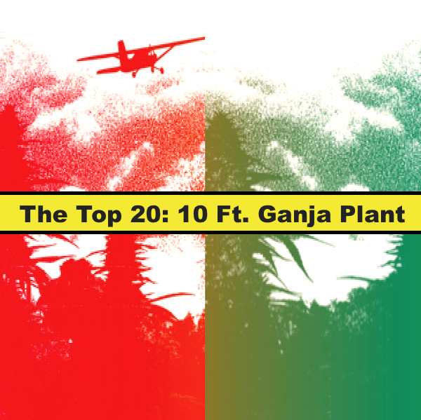 10 Ft. Ganja Plant Playlist and Show! - Aug. 29, 2018 - 10 Ft. Ganja Plant have been cooking up some of the finest Roots Reggae music for almost twenty years. We have curated a special playlist that takes a look across their impressive catalogue of tunes to celebrate and appreciate their uplifting and valuable contribution to the Roots Reggae genre.Featuring twenty cuts from all ten ROIR albums. From their debut release 'Presents', up to the third and final installment of the mighty '10 Deadly Shots' trilogy - it's all here, for you to enjoy!Also, just announced 10 Ft. are playing a FREE live show on 7th September, 2018 as part of the South End Art Hop in Burlington, Vermont.