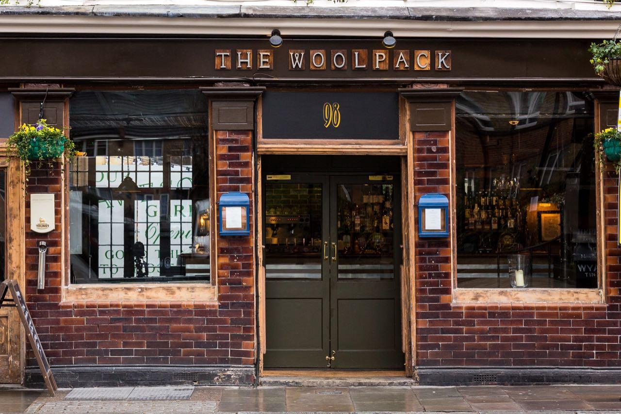 Woolpack, Bermondsey Street