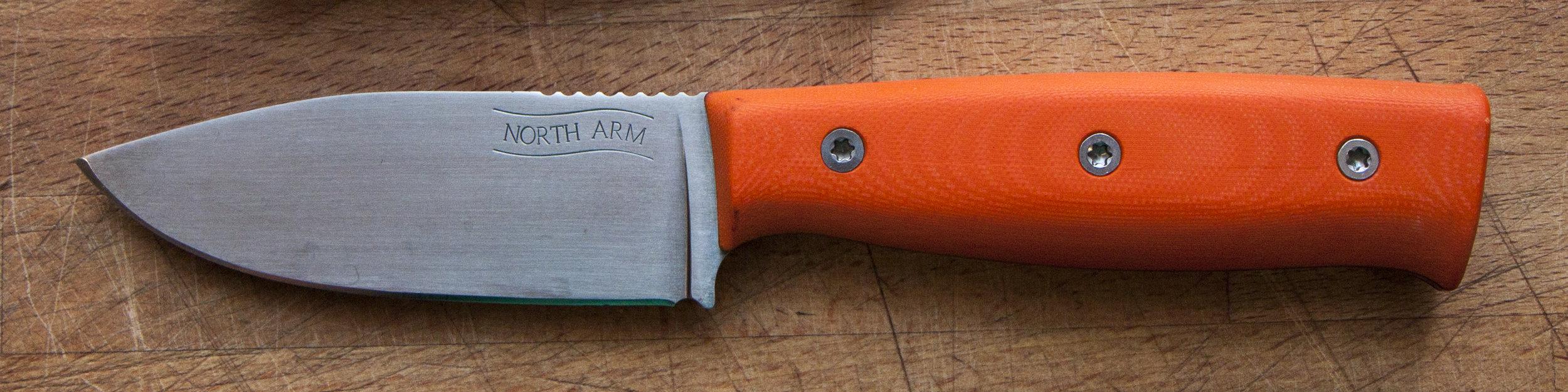 North Arm Lynx Knife