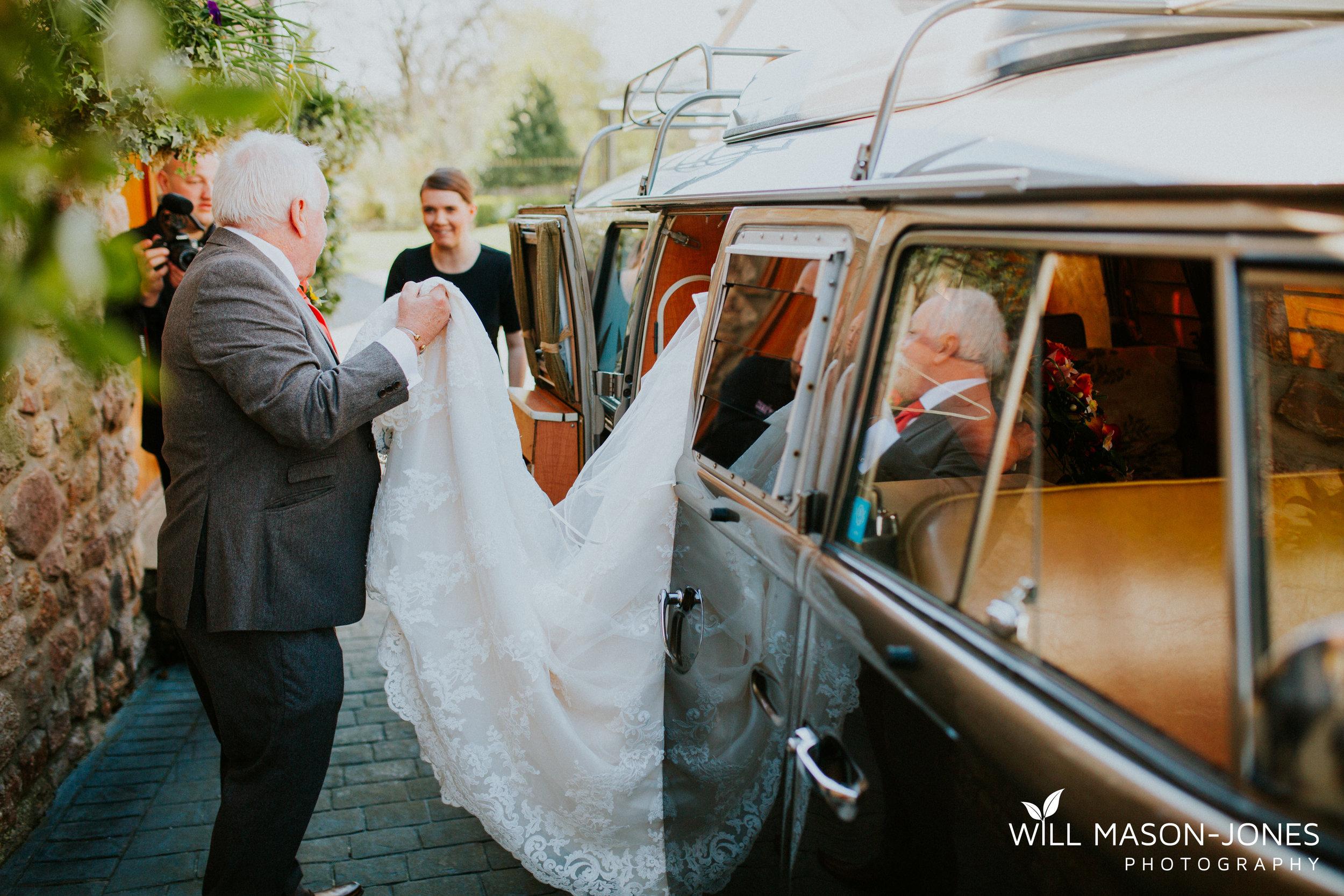 king arthur hotel gower swansea wedding photographer