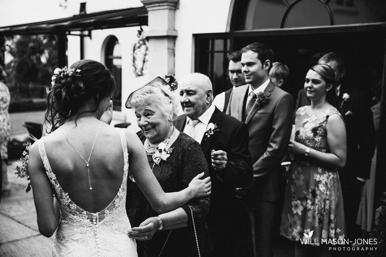 king arthur hotel swansea wedding venue guests photography