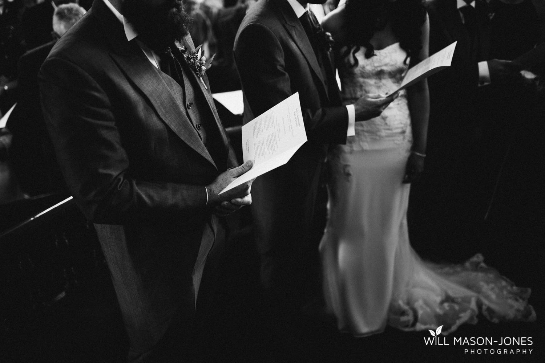 pontardawe ynysmeudwy chapel church wedding ceremony photography