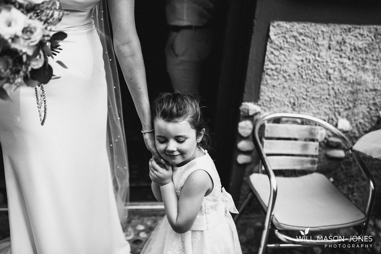 Malcesine lake garda italy wedding party