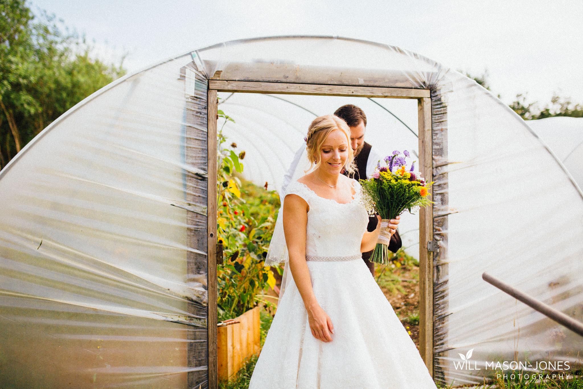 pen y banc farm couple portraits tipi wedding photography